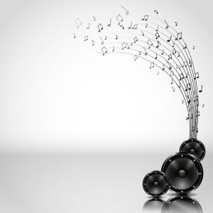 outdoor music party waterproof speakers